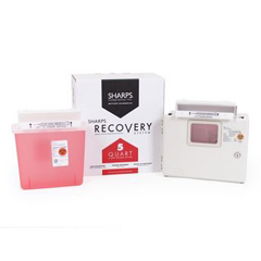 MON10502800 - Sharps Compliance5-Quart Sharps Recovery System