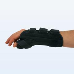MON10593000 - New York OrthopedicHeel Protector Standard Navy Outer / Light Blue Inner