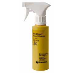 MON10632100 - Coloplast - Sea-Clens® General Purpose Wound Cleanser 6 oz. Spray Bottle