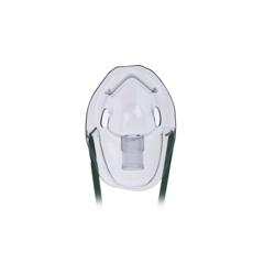 MON10833950 - Teleflex Medical - Aerosol Mask Under the Chin One Size Fits Most Adjustable Elastic Head Strap