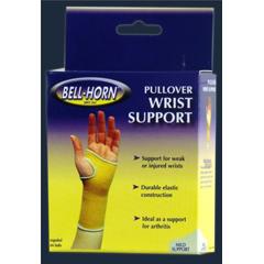 MON10883000 - DJO - Wrist Brace Slip-On Elastic Beige Small