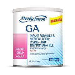 MON10982610 - Mead Johnson NutritionInfant Formula GA 1 lb. Can Powder