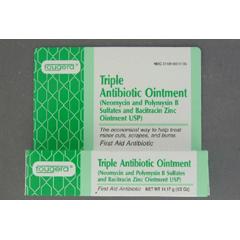MON11002700 - FougeraTriple Antibiotic Ointment 1/2 oz.