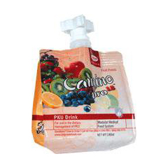 INDFC31002 - Independence MedicalPKU Beverage Camino Pro® Fruit Punch 140 mL, 28EA/CS