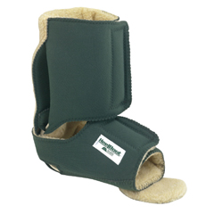 MON11023000 - Briggs HealthcarePressure Relief Boot HeelBoot® Large Hook and Loop Closure Left or Right Foot