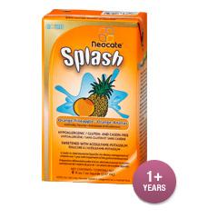 MON11052600 - NutriciaPediatric Oral Supplement E028 Splash 1000 Calories Orange - Pineapple 237 mL, 27EA/CS