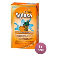MON11052601 - NutriciaPediatric Oral Supplement E028 Splash 1000 Calories Orange - Pineapple 237 ml