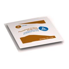 MON11082310 - DynarexPrep Pad Povidone Iodine, 10% Medium