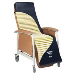 MON573224EA - Span America - Reclining Chair Cushion Geo-Wave® 18 Inch Width Foam