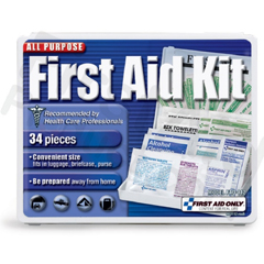 MON11122000 - First Aid OnlyFirst Aid Kit All Purp EA