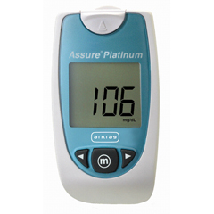 MON11152400 - ArkrayAssure® Platinum Glucose Meter