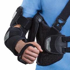 MON11203000 - DJO - Shoulder Brace UltraSling® Quadrant TempGuard™ Left Shoulder, 1/EA