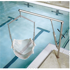 MON11224400 - Joerns HealthcareComfort Sling Hoyer® 2-Point Without Chains X-Large 400 lbs
