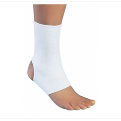 MON11233000 - DJO - Ankle Sleeve PROCARE Small Pull-On Left or Right Foot