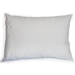 MON11241101 - McKesson - Bed Pillow 17 x 24 White Disposable