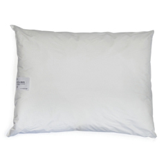 MON11258201 - McKessonBed Pillow 19 x 25 White Reusable