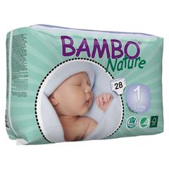 MON11313160 - AbenaBambo Nature Newborn Diapers