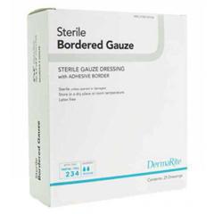 MON11412100 - Dermarite - Adhesive Dressing (11410), 25/BX