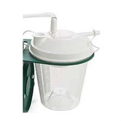 MON11414000 - InvacareSuction Canister 800 mL