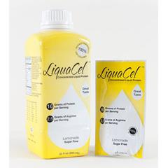 MON11522601 - Global HealthProtein Supplement LiquaCel® Lemonade 32 oz.