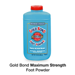 MON11601600 - ChattemFoot Powder Gold Bond® 4 oz.