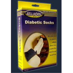 MON11630300 - DJODiabetic Socks Small Black