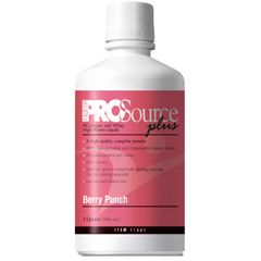 MON11662600 - National NutritionProsource Plus Liquid Protein 32 Oz Bottles Berry Punch