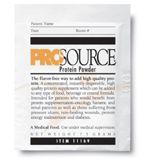 MON577352EA - ADI Medical & Asia Dynamics - Protein Supplement ProSource Unflavored 7.5 Gram Individual Packet Powder