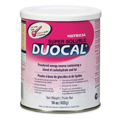 MON11822600 - Nutricia - Duocal Unflavored Energy Supplement Contains Carbohydrates + Fat 400gm