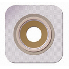 MON581640BX - Convatec - Ostomy Barrier Sur-Fit Natura®, Stomahesive™ 1-3/4 Flange Hydrocolloid 7/8 to 1-1/4 Stoma, 10EA/BX