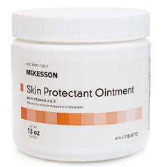 MON11881410 - McKessonSkin Protectant 13 oz. Jar Ointment, 12EA/CS