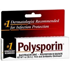 MON11892700 - PfizerFirst Aid Antibiotic Ointment Polysporin® 1 oz. Ointment