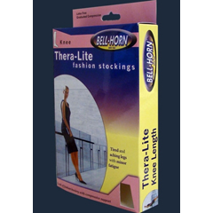 MON11910300 - DJOTheralite® Thigh-High Closed Toe Anti-Embolism Compression Stockings