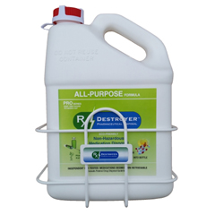 MON11972700 - C2R GlobalPharmaceutical Disposal System Rx Destroyer™ PRO Series All-Purpose 1 Gallon Bottle, 3,000 Pill Capacity