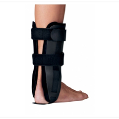 MON11973000 - DJO - Stirrup Ankle Support Surround® FLOAM® Medium Hook and Loop Closure Left or Right Ankle