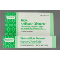MON12002700 - FougeraTriple Antibiotic Ointment 1 oz.