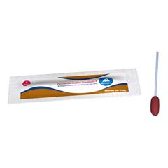 MON12012301 - DynarexImpregnated Swabstick Sponge Tip Plastic Shaft