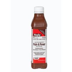 MON12012700 - Major PharmaceuticalsChildrens Pain Relief APAP 160 mg Strength Liquid 16 oz.
