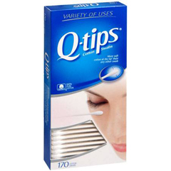 MON12031700 - UnileverQ-Tip® Cotton Tip Swabsticks, 170EA/BX