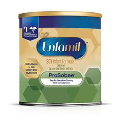 MON12142600 - Mead Johnson NutritionInfant Formula Prosobee® Unflavored 12.9 oz., 6EA/CS