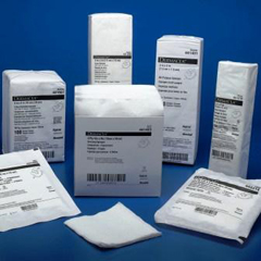MON509833PK - Cardinal Health - Dermacea 12-Ply Gauze Sponge 4in x 4in Non Sterile