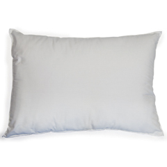 MON12171101 - McKessonBed Pillow 12 x 17 White Disposable