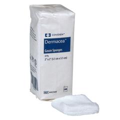 MON510813BG - Cardinal Health - Dermacea 8-Ply Gauze Sponge 4in x 4in Non Sterile