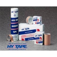 MON12222200 - Hy-Tape SurgicalMedical Tape Hy-Tape® Plastic 2 Inch X 5 Yards NonSterile