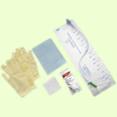 MON12231910 - Teleflex MedicalIntermittent Catheter Kit MMG Straight Tip 12 Fr. Without Balloon PVC