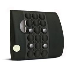 MON12303000 - Brown Medical - Lumbar Support Cushion IMAK® Ergo Back Cushion 13.5 X 13.8 X 4 Inch Foam