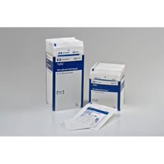 MON12382000 - Cardinal Health - Telfa Ouchless Non Adherent Gauze Dressing 3in x 8in 1s In Peel Back Pkg