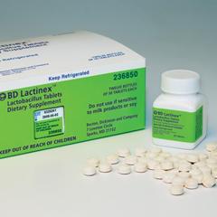 MON12922700 - BDLactinex® Probiotic Dietary Supplement, 50 per Bottle