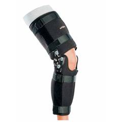 MON12952600 - DJOKnee Brace DonJoy Rehab TROM Small 14 - 18 17 Length