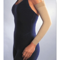 MON13133000 - BSN MedicalCompression Sleeve Ready-To-Wear Small Beige Arm